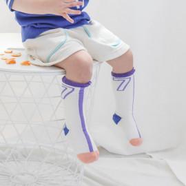 [BABYBLEE] F20103 7 (Seven) Infant Knee Socks, Children Socks, Kids Socks _ Made in KOREA
