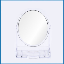 [Star Corporation] ST-405 Round Tabletop Mirror _ Mirror, Magnifying Mirror, Double Sided Mirror, Tabletop Mirror, Fashion Mirror