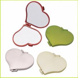 [Star Corporation] ST-300 Heart Mirror _ Mirror, Hand Mirror, Fashion Mirror, Portable Mirror, Folding Mirror