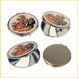 [Star Corporation] ST-304 _ Mirror, Hand Mirror, Magnifying Mirror, Double Sided Mirror, Fashion Mirror, Portable Mirror