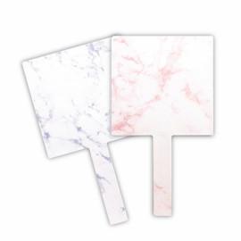 [Star Corporation] st-339-2 Marble Hand Mirror _ Mirror, Hand Mirror, Fashion Mirror, Portable Mirror