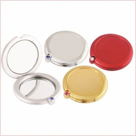 [Star Corporation] ST-345 _ Mirror, Hand Mirror, Magnifying Mirror, Double Sided Mirror, Portable Mirror
