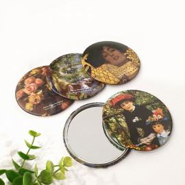[Star Corporation] ST-388 (large, medium, small) _ Mirror, Hand Mirror, Fashion Mirror, Portable Mirror
