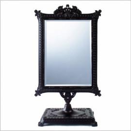 [Star Corporation] ST-534 Black _ Mirror, Tabletop Mirror, Fashion Mirror