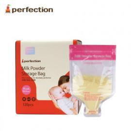 [PERFECTION] Milk Powder Storage Bags, B Type, 120pcs _ Breast-Feeding, Milk Powder, Feeding Bottle _ Made in KOREA