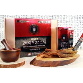 [KRG] GOOD DAYS KOREAN RED GINSENG STICK _ 12g*30 (360g)