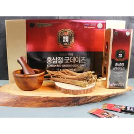 [KRG] GOOD DAYS KOREAN RED GINSENG STICK _ 15g * 60 ea (900g)