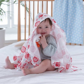 [Kinder Palm] 35% OFF _ Unisex, 100% Cotton Baby Blankets (105 * 83 cm) _ Made in KOREA