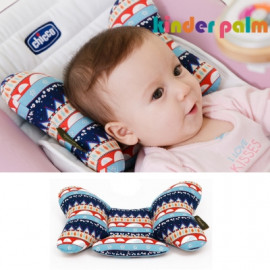 [Kinder Palm] 33% OFF_ S-Line Infant Neck Protection Cushion, Infant Pillow, Soft _  Cotton, Baby Pillow _ Made in KOREA