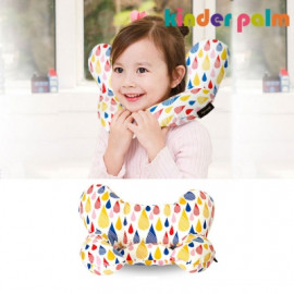 [Kinder Palm] 36% OFF _ L-line Neck Pillow _ Child Neck Pillow, Neck Supporter _ Made in KOREA