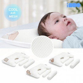 [Kinder palm] 41% OFF_ inuo cool pit, baby pillow / newborn baby, preventing flat head syndrome, growth alignment cervical pillow _ Made in KOREA