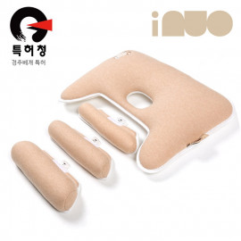 [Kinder palm] 40% OFF_Inuo Pit Organic, Pony, Infant Pillow / Baby Pillow, Newborn Baby Pillow by adjusted according to the baby's growth stage _ Made in KOREA