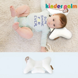 [Kinder Palm] 33% OFF_ S-Line Baby Neck Protection Cushion, Soft And Cool_ Air Mesh, Cotton, Baby Pillow _ Made in KOREA
