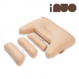[Kinder palm] inuo Wit Organic Infant Pillow /Tailored for each stage of growth Kids Pillow, Child Pillow, Cervical Pillow _ Made in KOREA