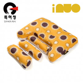 [Kinder palm] inuo Wit - Kids Cervical Pillow / Tailored for each stage of growth toddler's Pillow, child Pillow _ Made in KOREA