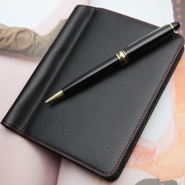 [WOOSUNG] Cowhide Diary Cover, Passport Holder Cover Wallet, Travel wallet, Notepad cover_Made in KOREA