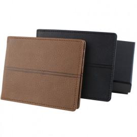 [WOOSUNG] Ople PU leather Money Clip B _ Bi-fold Wallet_Made in KOREA