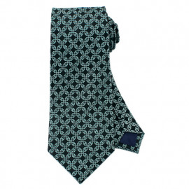 [MAESIO] KSK2051 100% Silk Geometric Necktie 8cm _ Men's Ties Formal Business, Ties for Men, Prom Wedding Party, All Made in Korea
