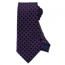 [MAESIO] KSK2052 100% Silk Geometric Necktie 8cm _ Men's Ties Formal Business, Ties for Men, Prom Wedding Party, All Made in Korea