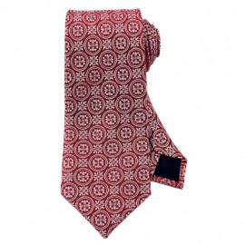 [MAESIO] KSK2057 100% Silk Allover Necktie 8cm _ Men's Ties Formal Business, Ties for Men, Prom Wedding Party, All Made in Korea