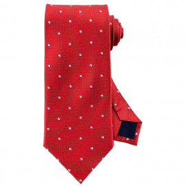 [MAESIO] KSK2080 100% Silk Dot Necktie 8.5cm _ Men's Ties Formal Business, Ties for Men, Prom Wedding Party, All Made in Korea