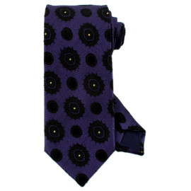 [MAESIO] KSK2083 Wool Silk Allover Necktie 8.5cm _ Men's Ties Formal Business, Ties for Men, Prom Wedding Party, All Made in Korea