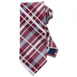 [MAESIO] KSK2229 Wool Silk Plaid Necktie 8cm _ Men's Ties Formal Business, Ties for Men, Prom Wedding Party, All Made in Korea
