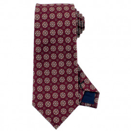 [MAESIO] KSK2252 Wool Silk Allover Necktie 8cm _ Men's Ties Formal Business, Ties for Men, Prom Wedding Party, All Made in Korea