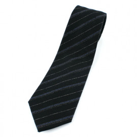[MAESIO] KCT0025 Fashion Stripe Necktie 8cm 1Color _ Men's Ties, Formal Business, Ties for Men, Prom Wedding Party, All Made in Korea