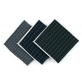 [MAESIO] KHC8032 Handkerchief Dot_ Men's Handkerchief Mens Pocket Squares, Made in Korea