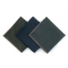 [MAESIO] KHC8033 Handkerchief Solid_ Men's Handkerchief Mens Pocket Squares, Made in Korea