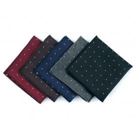 [MAESIO] KHC8051 Handkerchief Dot_ Men's Handkerchief Mens Pocket Squares, Made in Korea