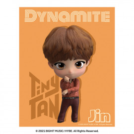 [Airtec] BTS, TinyTAN, Air Purification Deodorization Poster, Air Wall (Shadow), Jin _ Made in KOREA