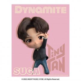 [Airtec] BTS, TinyTAN, Air Purification Deodorization Poster, Air Wall (Shadow), SUGA _ Made in KOREA