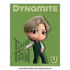 [Airtec] BTS, TinyTAN, Air Purification Deodorization Poster, Air Wall (Shadow), V _ Made in KOREA