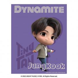 [Airtec] BTS, TinyTAN, Air Purification Deodorization Poster, Air Wall (Shadow), JungKook _ Made in KOREA
