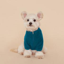 [FLOT] Fleece Zip Up, Dog Clothe,s Turkish _ Dog Shirts, Pet T-Shirts _ Made in KOREA