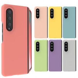 [S2B] Alpha Pastel Galaxy Z Fold 3 Slim Bumper  _ High-quality color printing Designed for Samsung Galaxy Z  Fold 3, Made in Korea