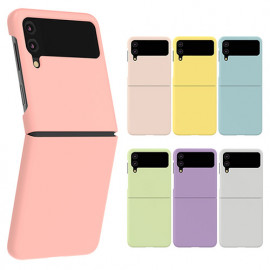[S2B] Alpha Pastel Galaxy Z Flip 3 Slim Bumper  _ Shockproof Anti-Scratch Protective Phone Bumper for Samsung  Galaxy Z Flip 3 , Made in Korea