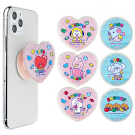 [S2B] BT21 Jelly candy glitter tok _ BTS character ,Convenient and pretty glitter tok_ Made in Korea