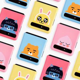 [S2B] KAKAO FRIENDS Z Flip 3 Hardcase_Kakao Friends' character for Galaxy Z Flip 3_Made in Korea