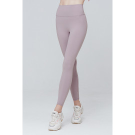 [AIRLAWLESS] CLWP9112 Daily Free Leggings PALE LAVENDER, Yoga Pants, Workout Pants For Women _ Made in KOREA