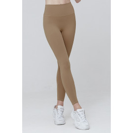 [AIRLAWLESS] CLWP9112 Daily Free Leggings Bronze, Yoga Pants, Workout Pants For Women _ Made in KOREA