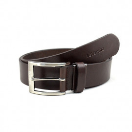 [BeVenuto] BVB2T.40.02 Men's Italian Leather Belt 38mm _ Classic Casual Dress Belts with Prong Buckle Made in Korea