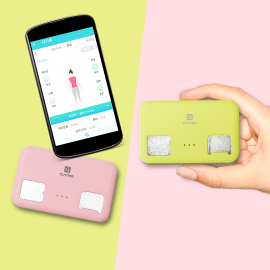 [COOLSYSTEM] G Health Card _ Body Composition Analyzer Bluetooth Connection, Body fat, Total Body Water, Muscle mass, body mass index (BMI), Made in Korea