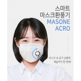 [NEW] MASONE ACRO_Smart mask air circulator, dehumidification