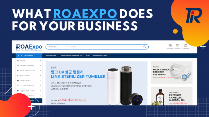What ROAExpo Does for Your Business _로아엑스포